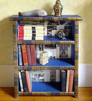 35+ unusual and innovative bookshelves -
