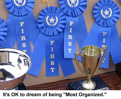 Mostorganized