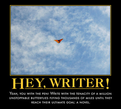 Custom Motivational Posters For Writers Quot Write Now Is Good Quot